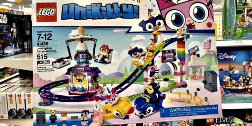 LEGO Unikitty Unikingdom Fairground Fun Set Only $27.99 Shipped (Regularly $40) at Target.com