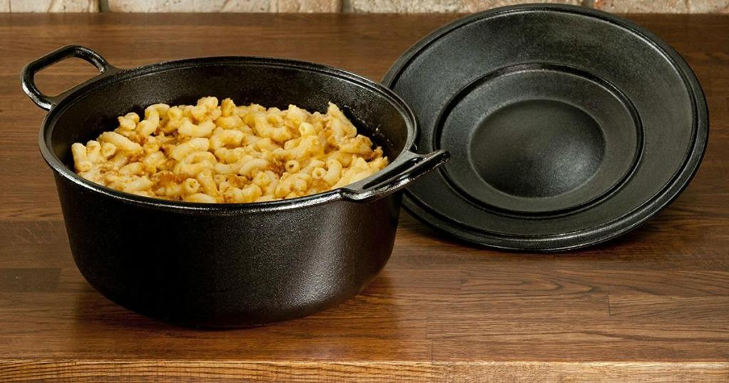 Lodge 2 Quart Cast Iron Dutch Oven Only 18 59 Shipped Regularly