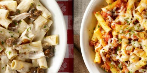 FREE Maggiano's Classic Pasta To Go w/ Specialty Pasta Purchase