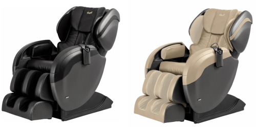 Osaki TW Pro 3 Massage Chair Only $1,999 (Regularly $3499)