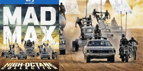 Amazon: Mad Max High Octane Blu-ray Collection Only $35.99 Shipped (Regularly $80)