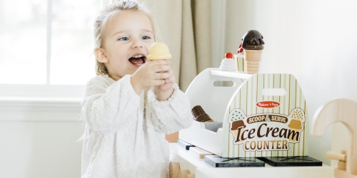 Melissa & Doug Scoop & Serve Ice Cream Counter Only $29.99 Shipped on Kohl's (Regularly $50)
