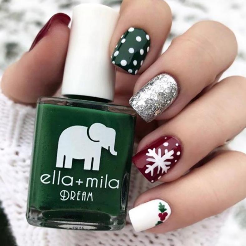 ella+mila mistletoe magic