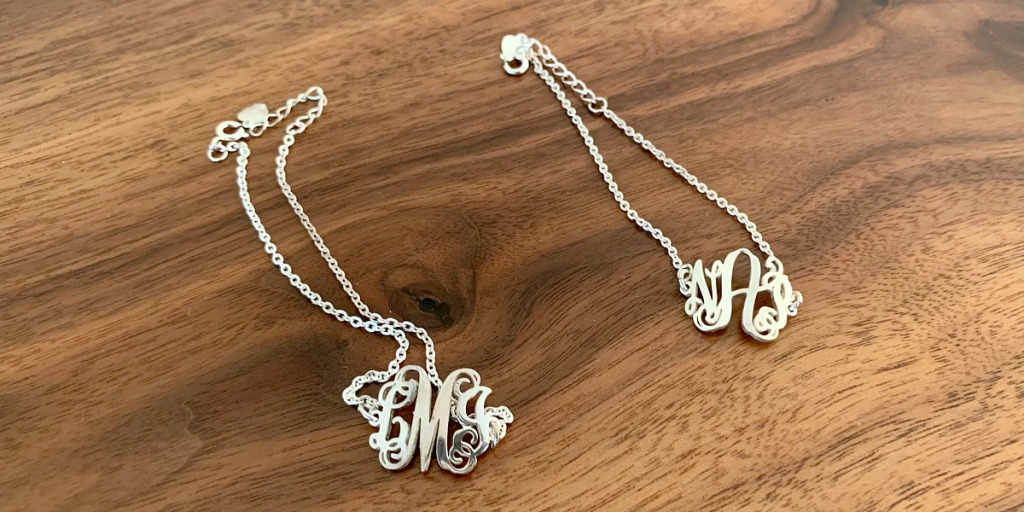 gift guide for women — monogrammed bracelet