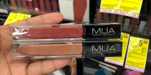 MUA Lip Gloss Only $1.99 After CVS Rewards