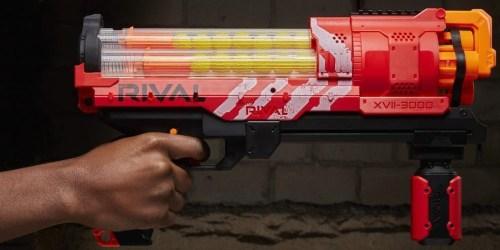 Nerf Rival Artemis XVII-3000 Blaster Only $24.98 Shipped (Regularly $45)