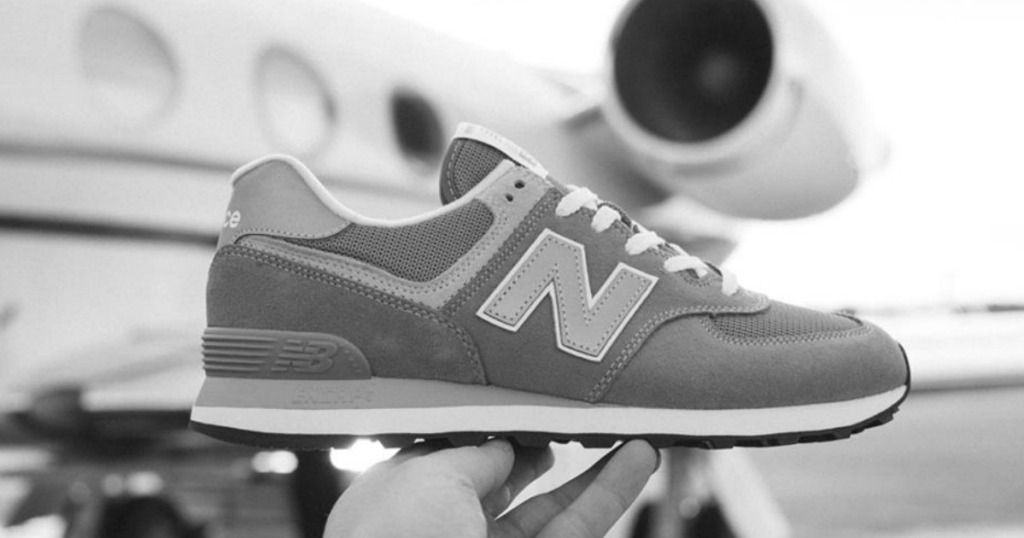 39385a35eeab Hurry on over to Joe s New Balance Outlet and score Men s 574 Retro Sport  Shoes for just  29.99 shipped (regularly  79.99) when you use promo code  574DEAL ...