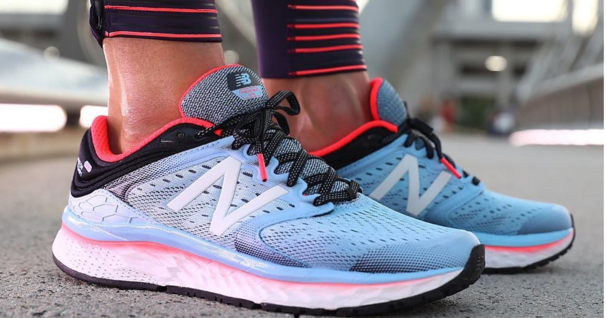 New Balance Men's & Women's Fresh Foam Running Shoes Only