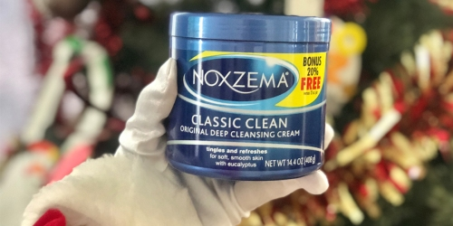 New $1/1 Noxzema Printable Coupon = Nice Savings on Face Care Products