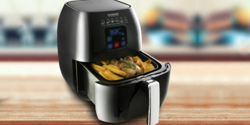 Amazon: NuWave Brio Air Fryer Only $69.99 Shipped (Regularly $100)