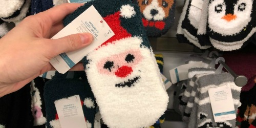 Old Navy Black Friday Sales Live: Cozy Socks ONLY $1 + More (Today Only)