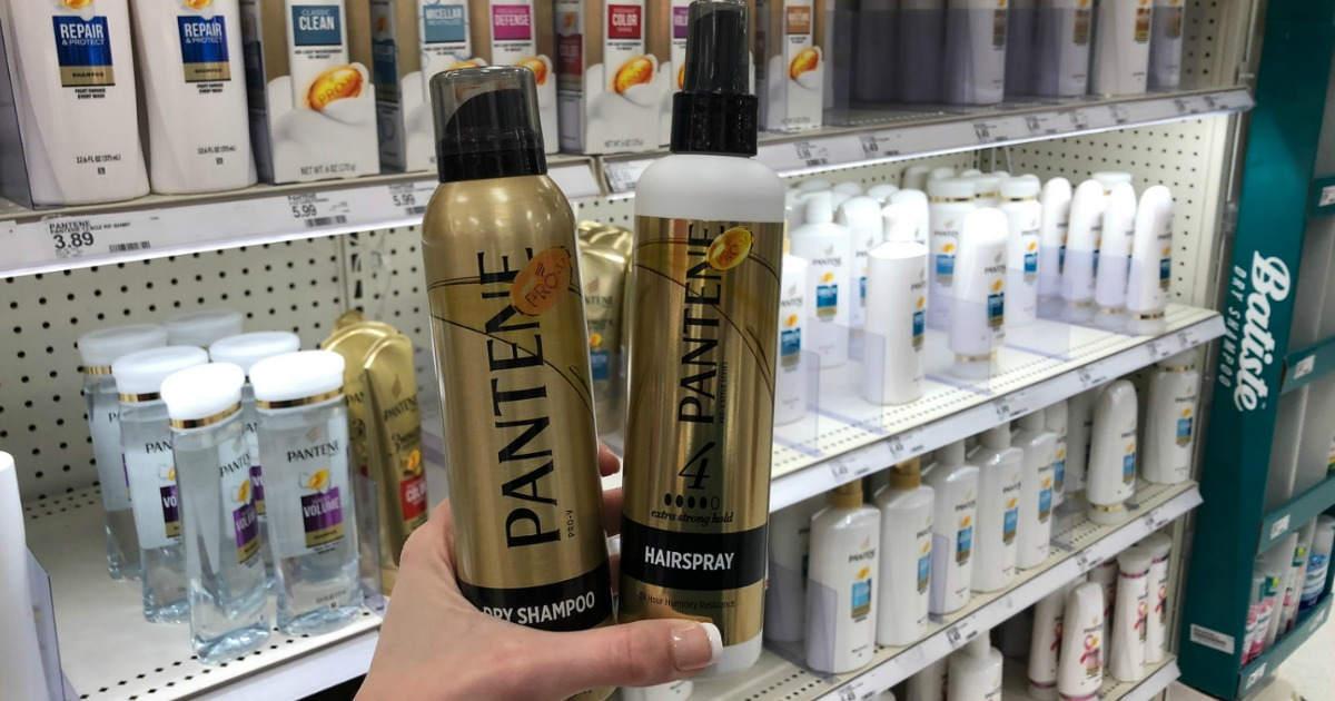 photograph regarding Pantene Printable Coupons referred to as $6 Well worth of Pantene Skilled-V Printable Discount codes - Hip2Conserve