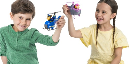 Amazon: Paw Patrol Mini Vehicles w/ Collectible Figures Only $5 Shipped (Regularly $10)