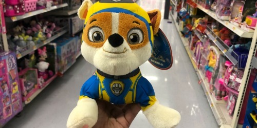 Walmart: Paw Patrol Sea Patrol Rubble Only $4.99 (Regularly $10)