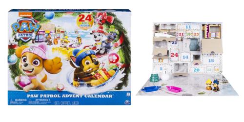 Paw Patrol Advent Calendar Only $15.39