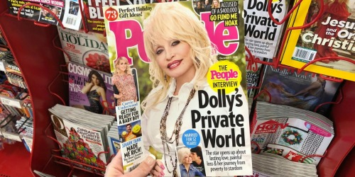 Free Magazine Subscriptions (People, Real Simple, Entertainment Weekly & More)