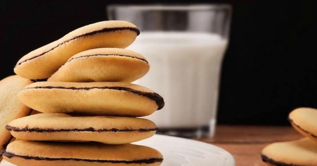 Pepperidge Farm Milano Double Dark Chocolate Cookies 7.5-Ounce Bag 3-Pack