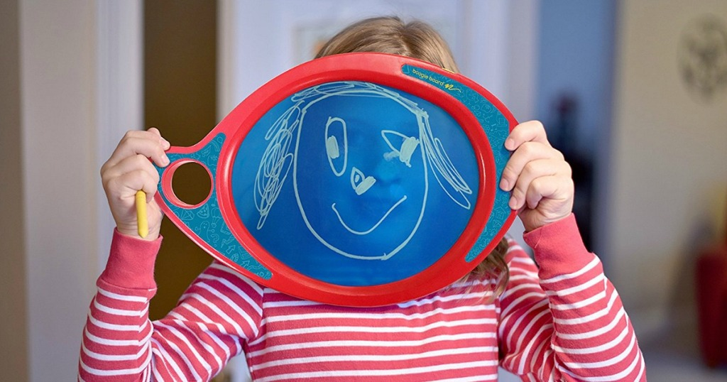 5 toys toddlers need — boogie play and trace board