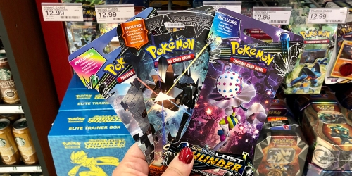 25% Off Pokemon Cards at Target (Today Only)