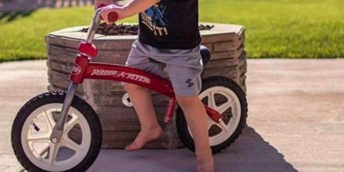 Radio Flyer Toddlers Glide & Go Balance Bike Just $29.92 at Walmart (Regularly $59)