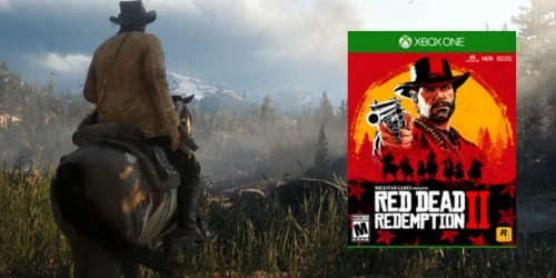 Red Dead Redemption 2 Xbox One Game + $10 Xbox eGift Card as Low as $49.89 Shipped