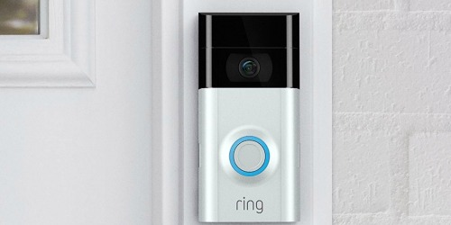 Ring Pre-Owned Video Doorbell 2 Just $69.99 at Woot! (Regularly $200)