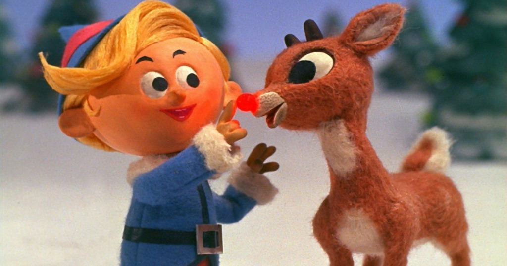 best christmas movies — rudolph the red nosed reindeer