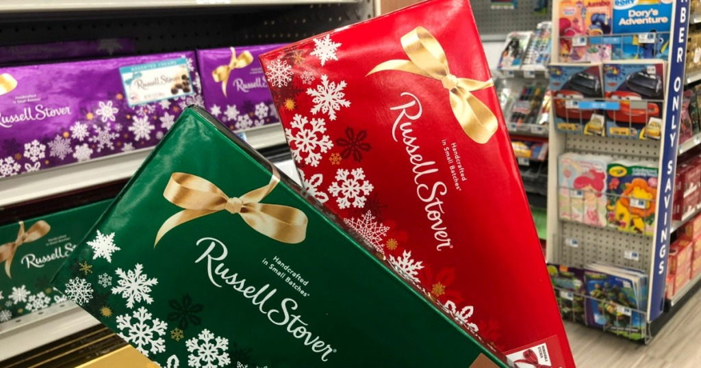 russell stover chocolates rite aid
