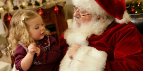 FREE Santa Picture & FAO Schwartz Surprise at Kohl's (12/1-12/2 Only)