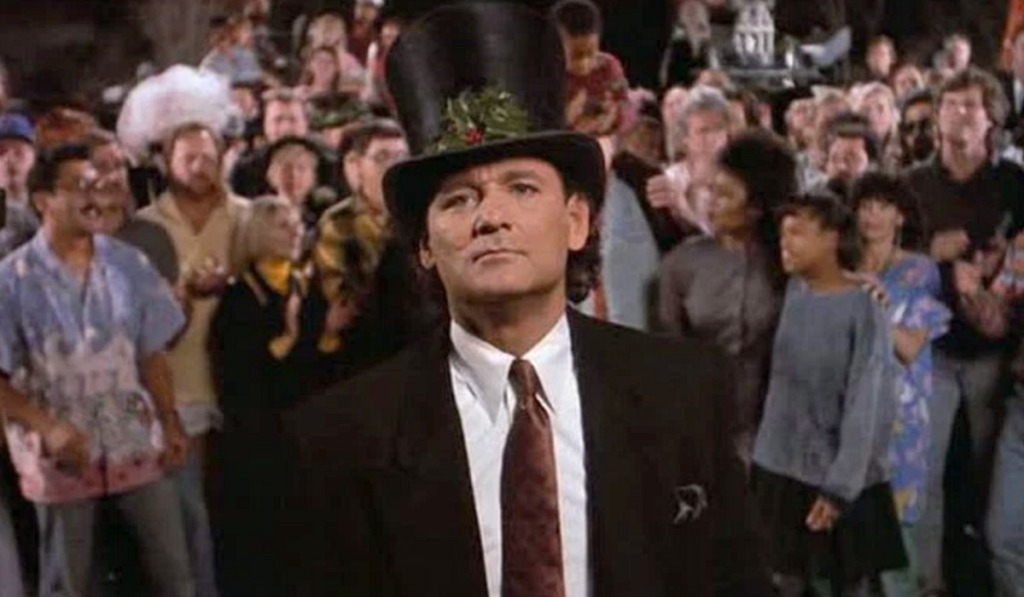 best christmas movies — scrooged