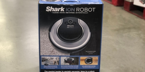 Shark ION Robot Vacuum Only $199.99 Shipped AND Earn $60 Kohl's Cash + More Deals