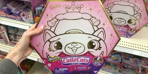 Shopkins Cutie Cars Royal Edition Mystery Set Just $29.99 Shipped at Target