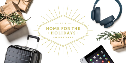 ShopRunner Home for the Holidays Sweepstakes + Free 1-Year Membership