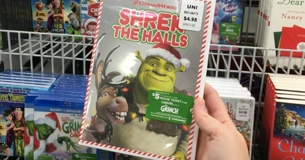 Samsclub Credit Login >> Christmas DVDs as Low as $4.98 + FREE $5 Fandango Movie Credit at Sam's Club - Hip2Save