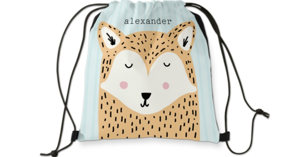 e1b4495fbefa9 FREE Shutterfly Personalized Drawstring Backpack & 12-Pack of ...