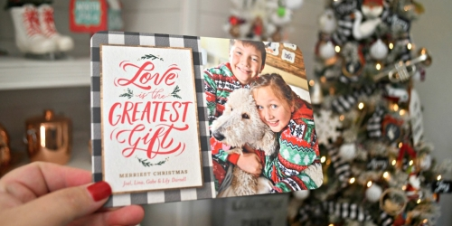 The Best Holiday Photo Card Deals (As Low As Just 23¢ Per Card)