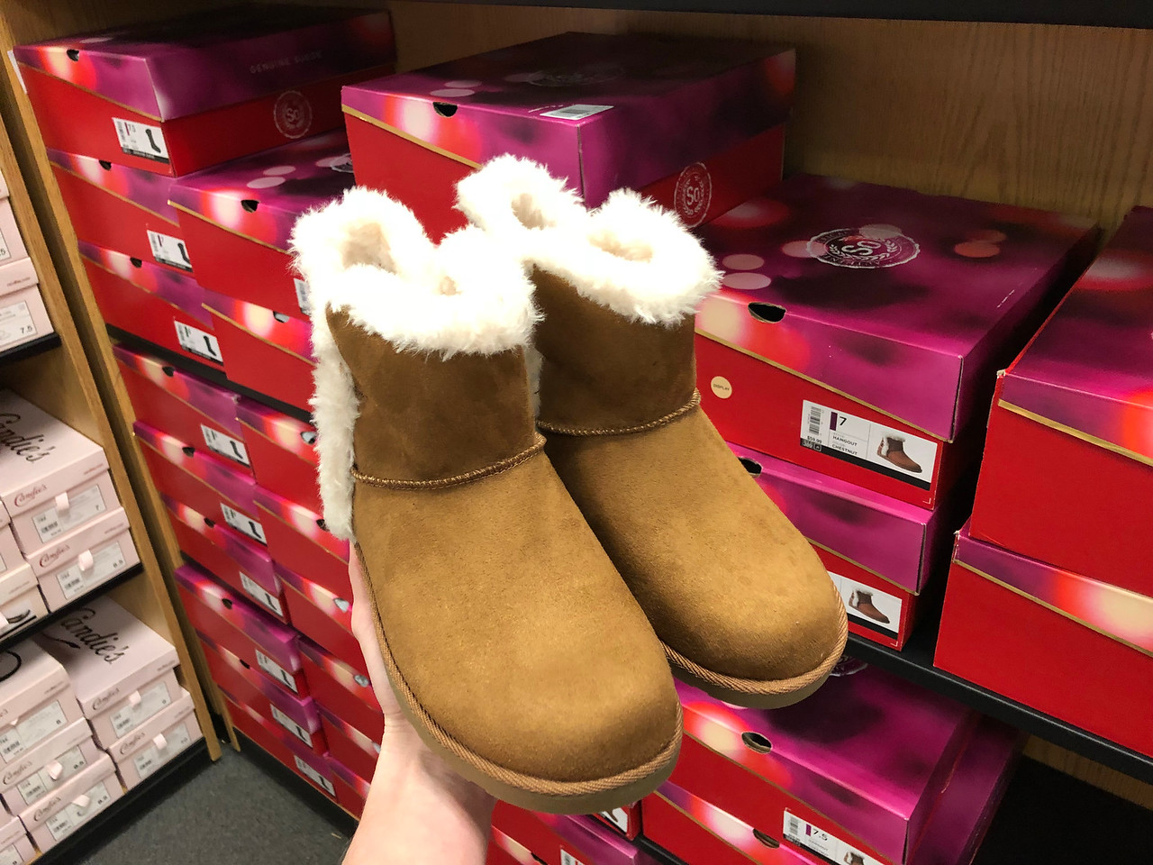best kohls black friday deals 2018 – lined boots