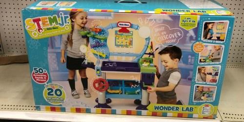 Little Tikes STEM Wonder Lab Only $54.99 (Regularly $120) at Target