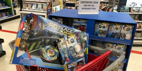 Up to 40% Off Beyblade Burst Toys at Target