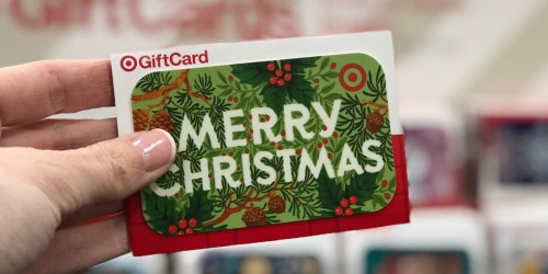 10% Off Target Gift Cards | Today Only