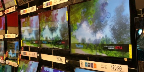 Up to 50% Off TVs at Target (LOWER Than Black Friday Prices)