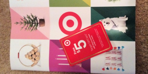 Target Christmas Home Decorating Book With $5 Gift Card Offer