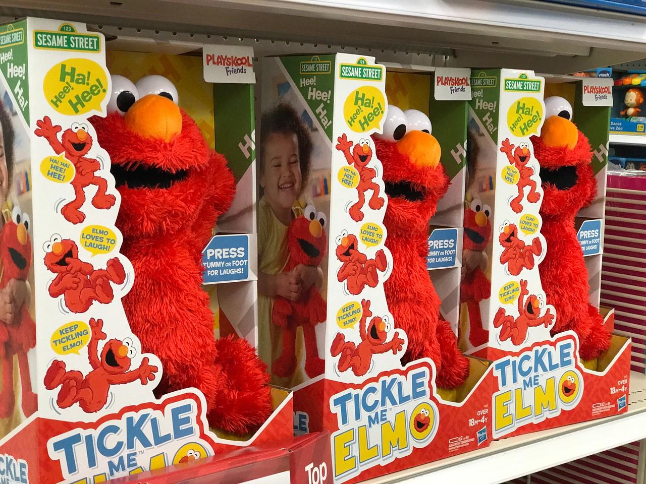 best target black friday 2018 deals – Tickle Me Elmo