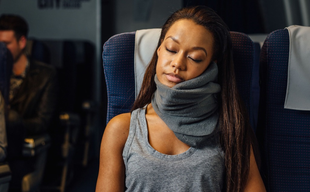 trtl-neck-pillow-travelers-gift-guide