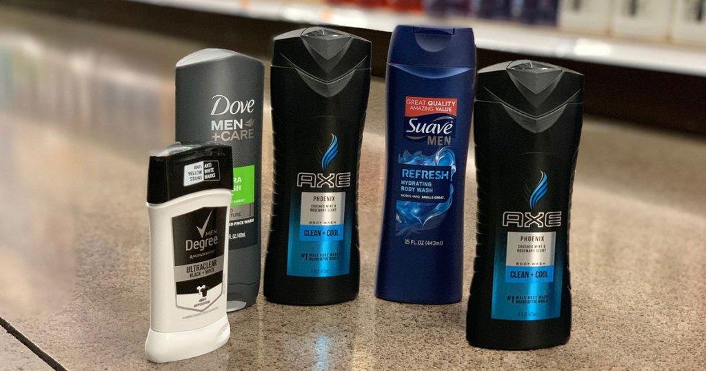 Kroger MEGA Event Savings on Unilever Products