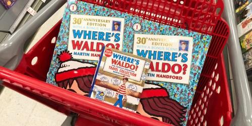 40% Off Where's Waldo Children's Books at Target