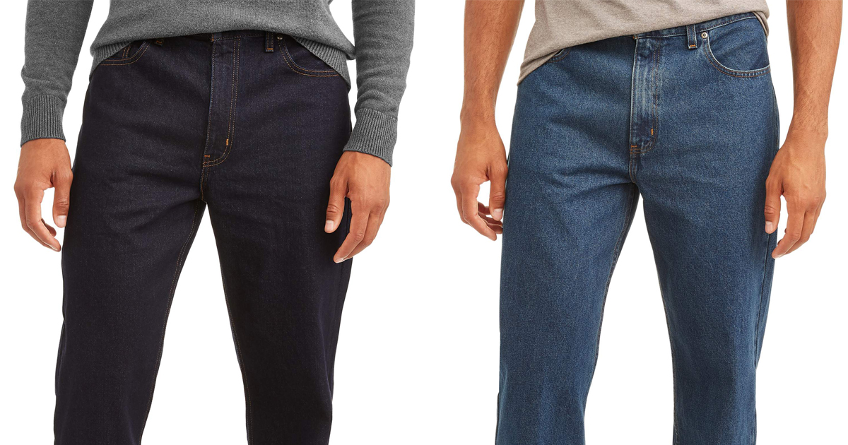 walmart mens jeans