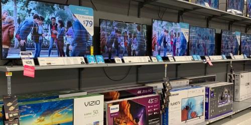 Sceptre 43″ Ultra HD LED 4K TV Just $149.99 Shipped at Walmart (Regularly $350)