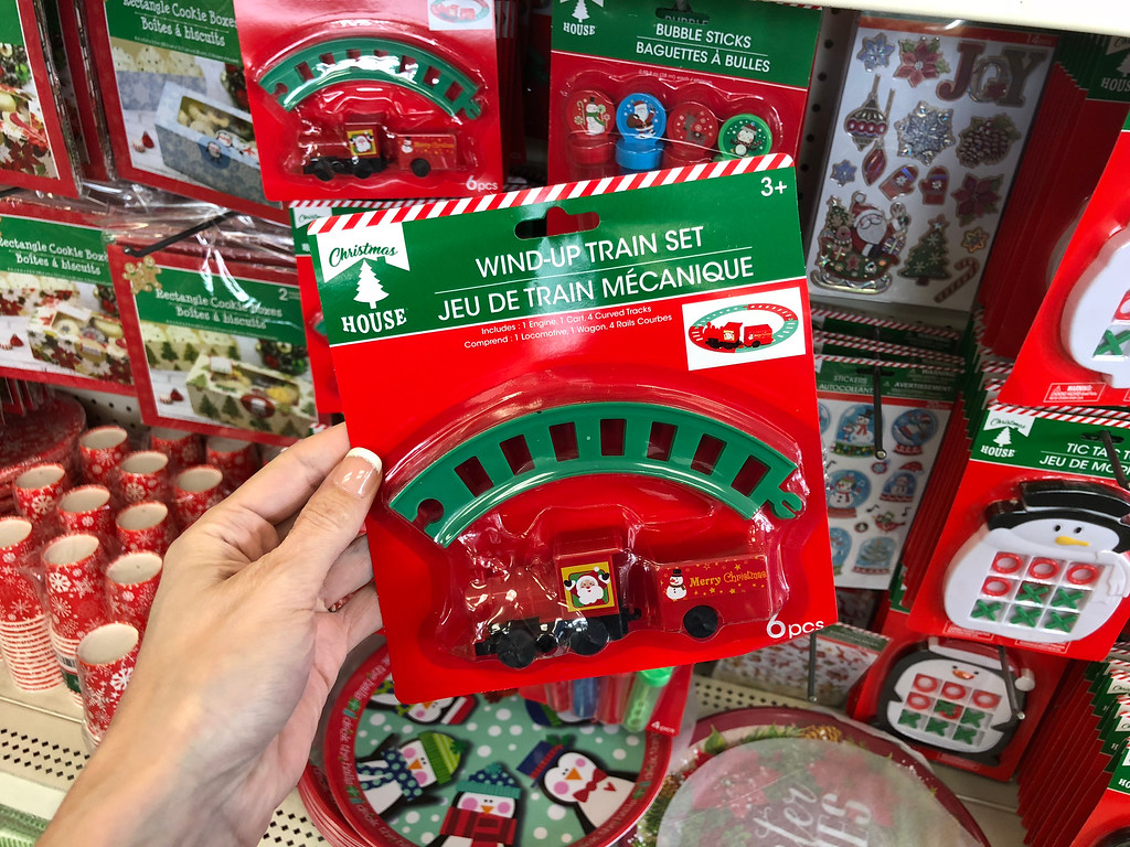 Dollar Tree Christmas Items Have Arrived Only 1 Each Hip2save