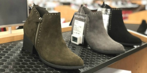 THREE Women's Boots as Low as $44.97 Shipped (Just $14.99 Per Pair) at Kohl's
